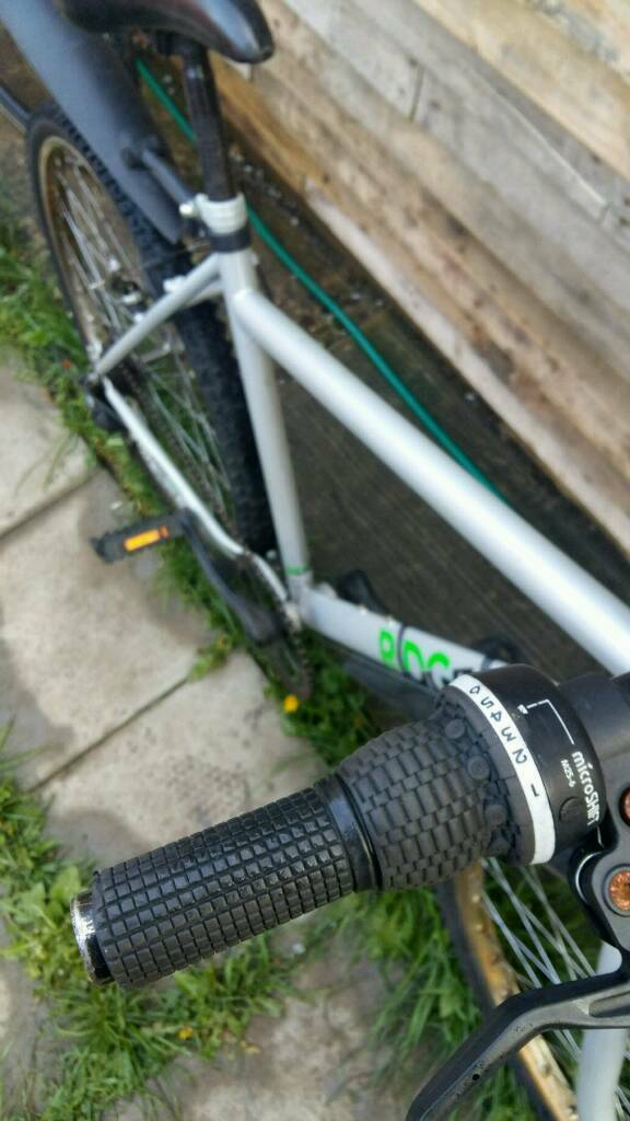Adult mountain bile fully serviced