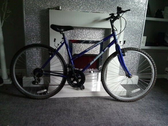 Adult ladies magna mountain bike